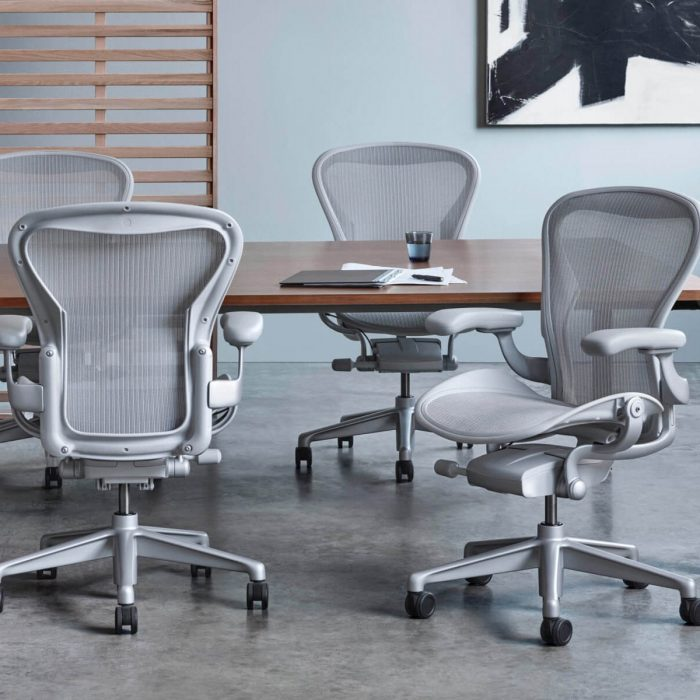 Herman Miller - Aeron - pisarniški stol