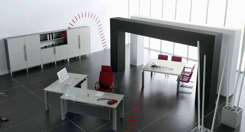Pisarniško pohištvo IKUS